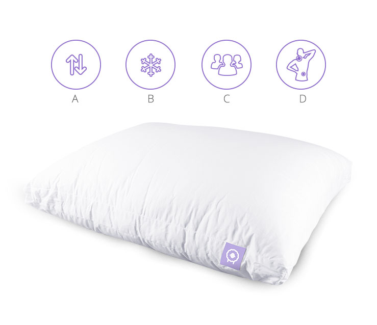 SleepNow Pillow